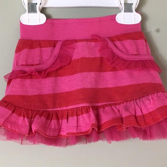 Disney Other - Disney Girl Baby Skirt Short Skort